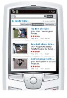 Netfront 4.0 browser for Windows Mobile takes aim at speed