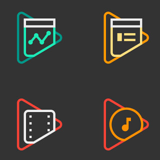 Best icon packs for Android (December 2016) in Android Apps Picks