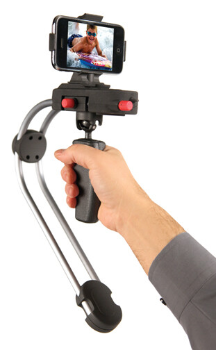 Make your iPhone videos smooth with the Smoothee Steadicam