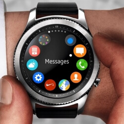 Samsung Gear S3 gets a firmware update in the US