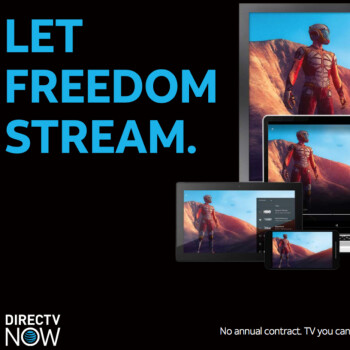 'Let freedom stream': AT&T's lousy Black Friday deals roster linked to DirectTV Now's launch
