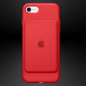 Apple announces new Product Red version of its Smart Battery Case for the iPhone 7