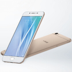 Vivo V5 goes official with 20MP selfie camera, Snapdragon 652 CPU