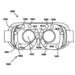 Samsung patented a Gear VR with eye and face tracking
