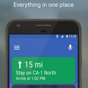 The Android Auto app now supports the