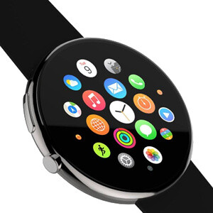 Apple files a patent application for a circular wearable, round Apple Watch incoming?