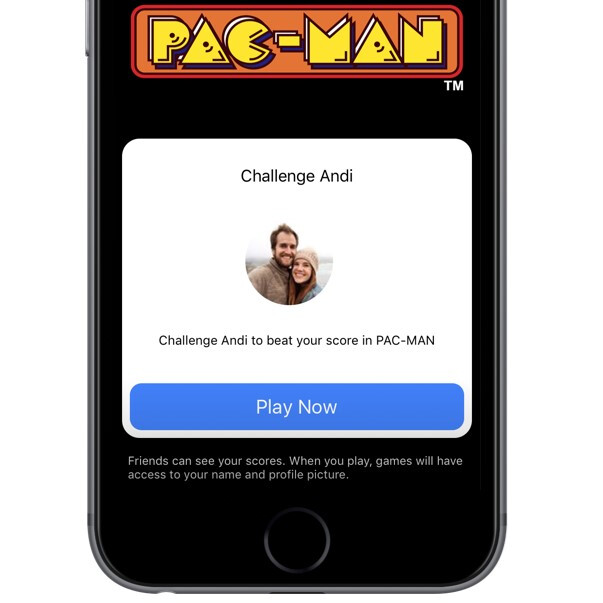 How to play Facebook Messenger's Instant Games on your