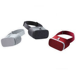 You can now pre-order Google Daydream View in Crimson and Snow color variants