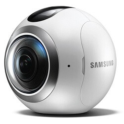 Deal: Following LG, Samsung has also slashed the price of their own Gear 360 camera