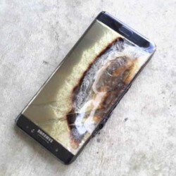 Report: Samsung's aggressive battery design led to the Galaxy Note 7 explosions