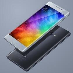 Xiaomi officially denies flat screen Mi Note 2