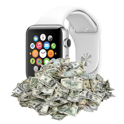 Apple Watch about to have its best quarter ever