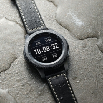 Samsung unveils new official bands for the Gear S3