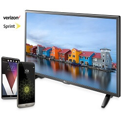 Deal: Get a free 32-inch TV with the purchase of an LG G5 or V20