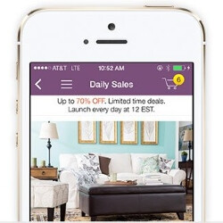 This cool app lets you preview the look of furniture in your home with your smartphone camera
