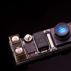 Leap Motion invents high-performance sensor for mobile VR headsets