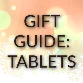 Late shoppers' gift guide: Tablets