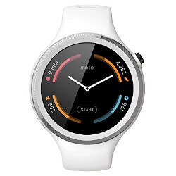 Take 35% off the price of a Moto 360 Sport smartwatch from Amazon