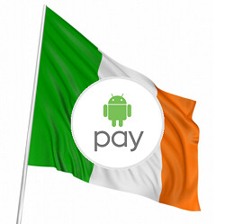 Android Pay has finally made its Ireland debut