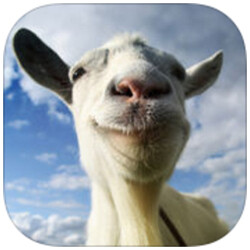 Goat Simulator is now free on iOS