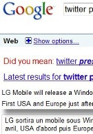 LG to offer Windows Mobile 7 phone in September, Android 2.1 device in April?