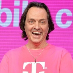 T-Mobile CEO John Legere is voted the most powerful wireless executive in the U.S.