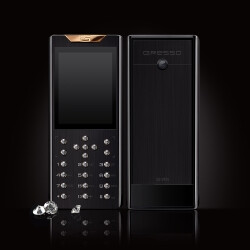 Gresso announces new luxury phone made out of titanium