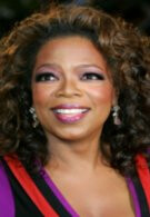 Oprah campaigning against distracted driving