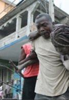 Donations to Haiti made by SMS can be delayed for up to 3 months