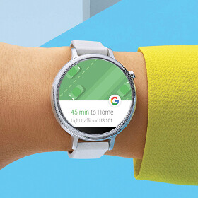 """Google is releasing two """"flagship"""" Android Wear 2.0 smartwatches in early 2017"""