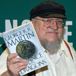 Apple releases promotional videos for iBooks starring Game of Thrones author George R.R. Martin
