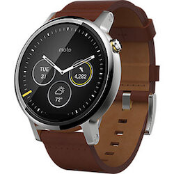 The Moto 360 (2nd generation) can be purchased for just $199 through Verizon
