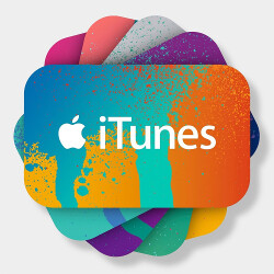 PayPal is offering digital iTunes gift cards with a 10% to 15% discount