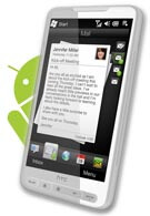 The HTC Supersonic – the Android HD2 for Sprint with WiMAX support?