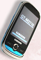 Samsung Corby Beat M3710 to feature a bada Game Store