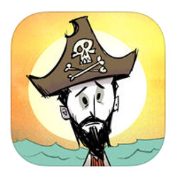 Don't Starve: Shipwrecked lands on iOS