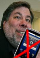 Steve Wozniak still loving the iPhone the most