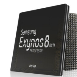 The Samsung Exynos 8895 processor powering the Galaxy S8 might have up to three variants