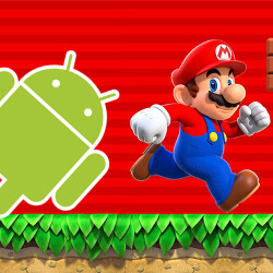 Super Mario Run page is up on the Android Play Store but you can't download it yet