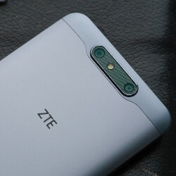 ZTE's first midrange dual-camera phone, the Blade V8, leaked in its full glory