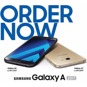 Samsung Galaxy A 2017 series (A7, A5, A3) user manual and pricing details leak out