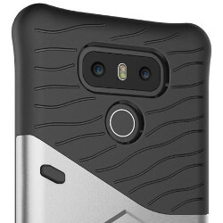 Leaked image of an LG G6 case once again shows similarity between the upcoming model and the LG G5