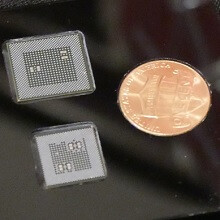 We get an up-close look at Qualcomm's new 835 Snapdragon CPU
