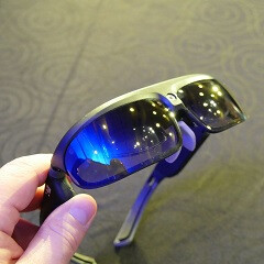 Hands-on with the ODG R-8 and R-9 Smartglasses - the first devices with the Snapdragon 835 CPU
