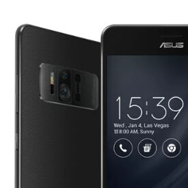 Asus Zenfone AR is the first phone with 8GB of RAM, but there's something else special about it