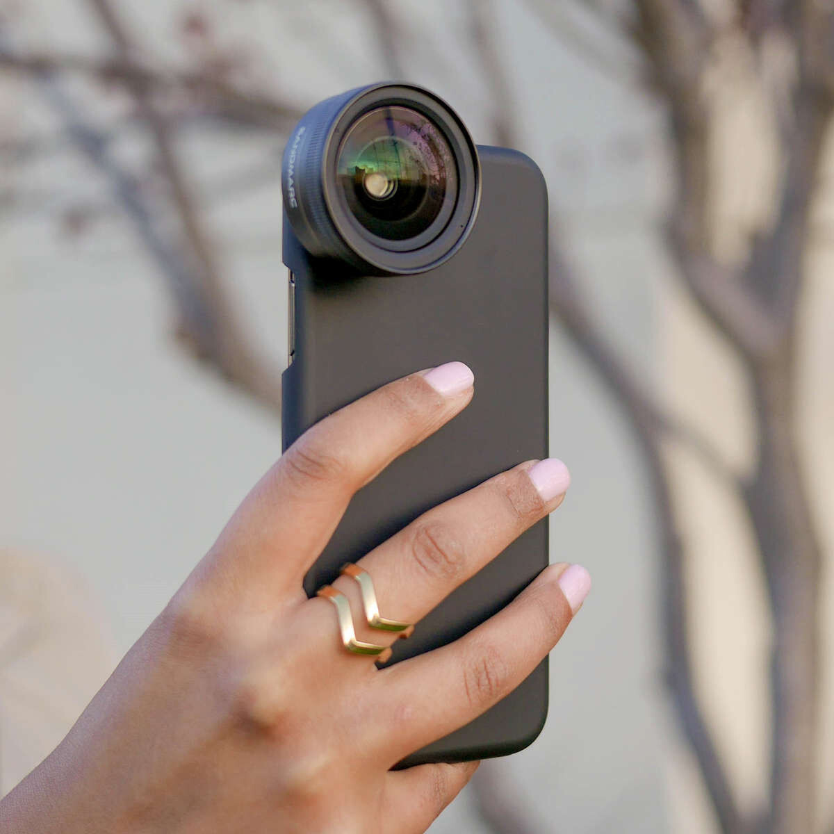 Objektiv Iphone  Plus