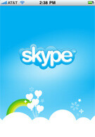 Skype for the iPhone gets an update