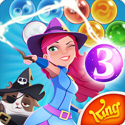King launches Bubble Witch 3 Saga for Android and iOS