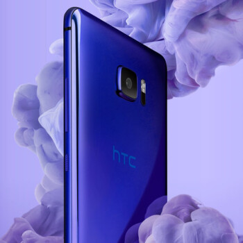 HTC U Ultra is announced: premium smartphone with sapphire glass, secondary display, AI companion built in