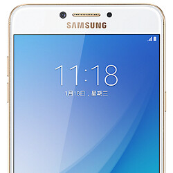 Samsung Galaxy C7 Pro unveiled on Samsung's Chinese website; pre-orders to start January 16th?